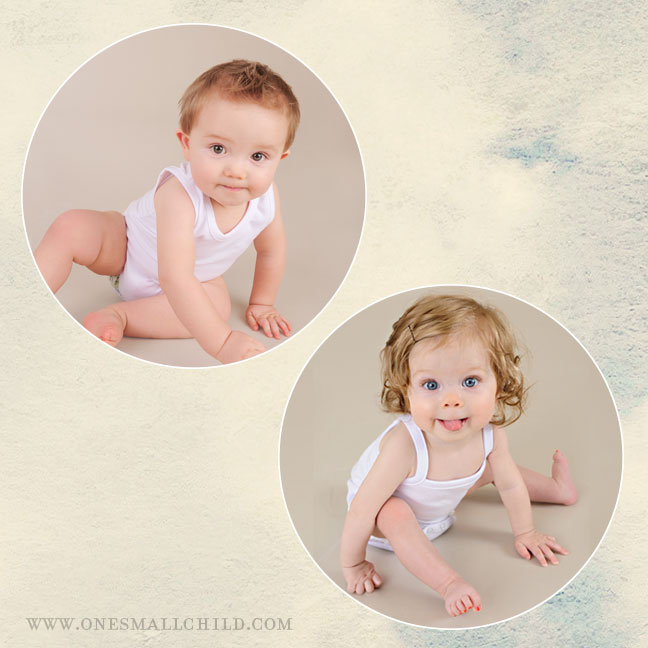 Sleeveless Baby Bodysuits by One Small Child