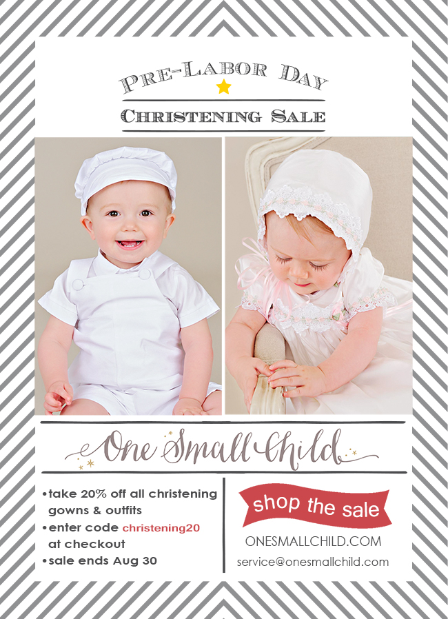 Christening Gowns & Outfits SALE