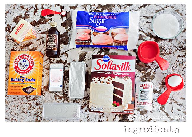 Paradise Sugar Cookies Recipe  | Ingredients