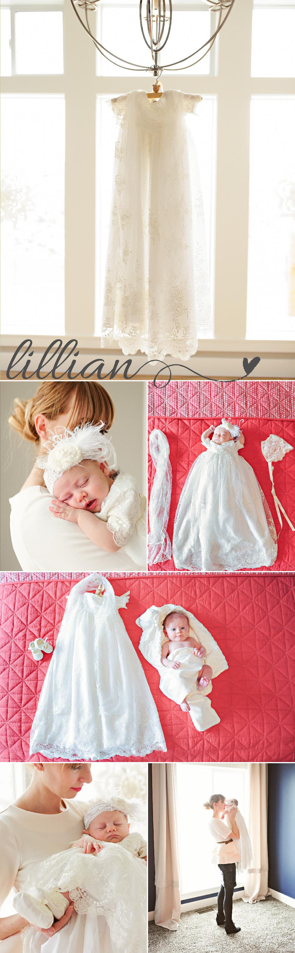 Lillian Winter Christening Gowns