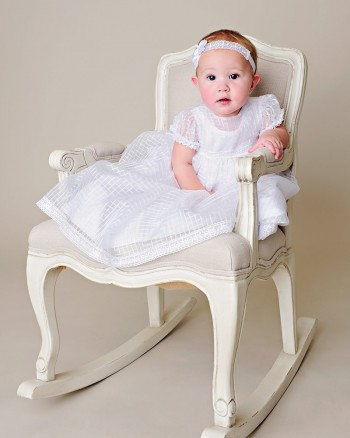 Amy Tricot Christening Gown