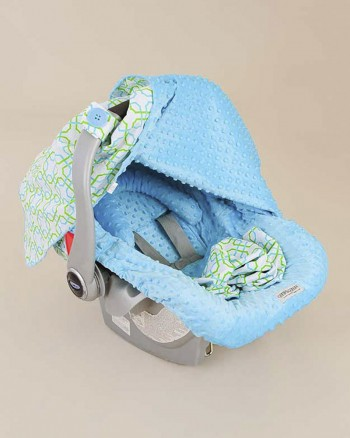 Hayden Car Seat Canopy Set