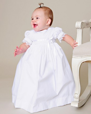 Eden Christening Dress