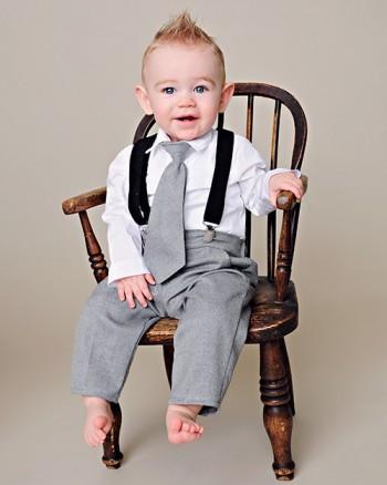 Grayson Suspender Pants Outfit