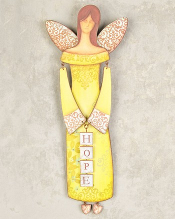 Hope Angel Wall Hanging