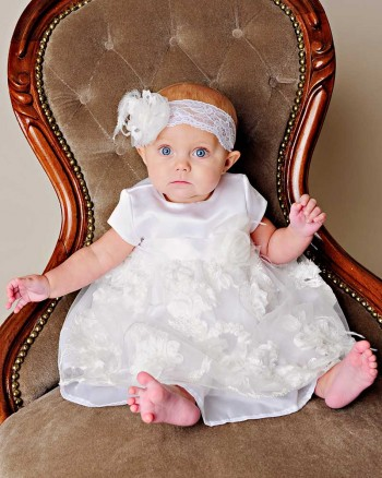 Margo Christening Baptism Blessing Dress