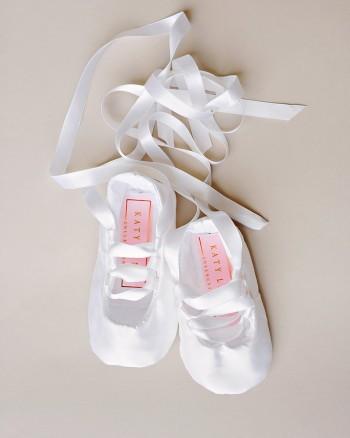 Tallie Silk Slippers