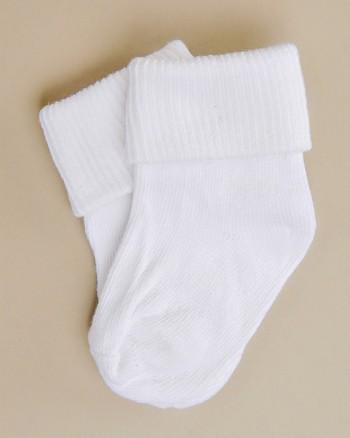 Triple Roll Baby Socks