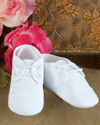 Broadcloth Oxford Shoe