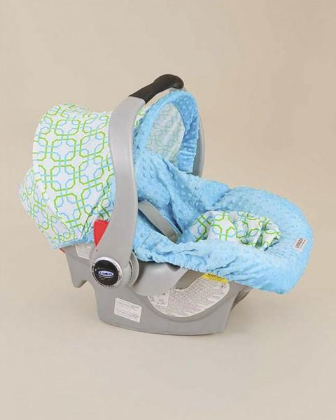 Hayden Car Seat Canopy Set
