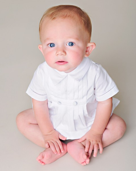 David Christening Outfit