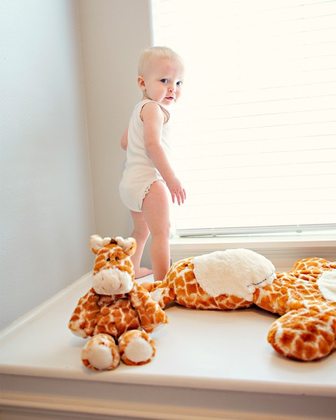 Giraffe Gift Set