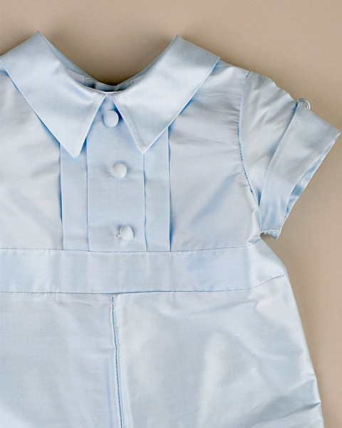 Noah Blue Christening Outfit