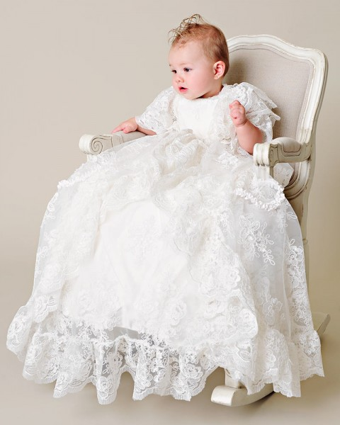 Royal Christening Gown