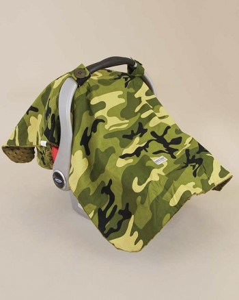 Hunter Car Seat Canopy