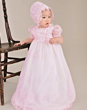 Caryssa Christening Gown