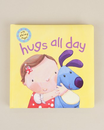Hugs All Day Book
