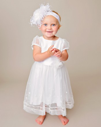 Tallie Christening Dress