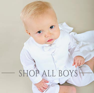 Shop for All Christening Outfits for Boys