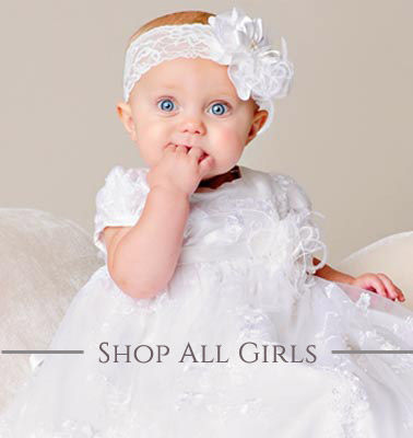 Christening Gowns  and Baptism Gowns For Girls