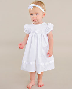 Cotton Christening Dresses