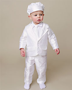 Shop Silk christening outfits for boys