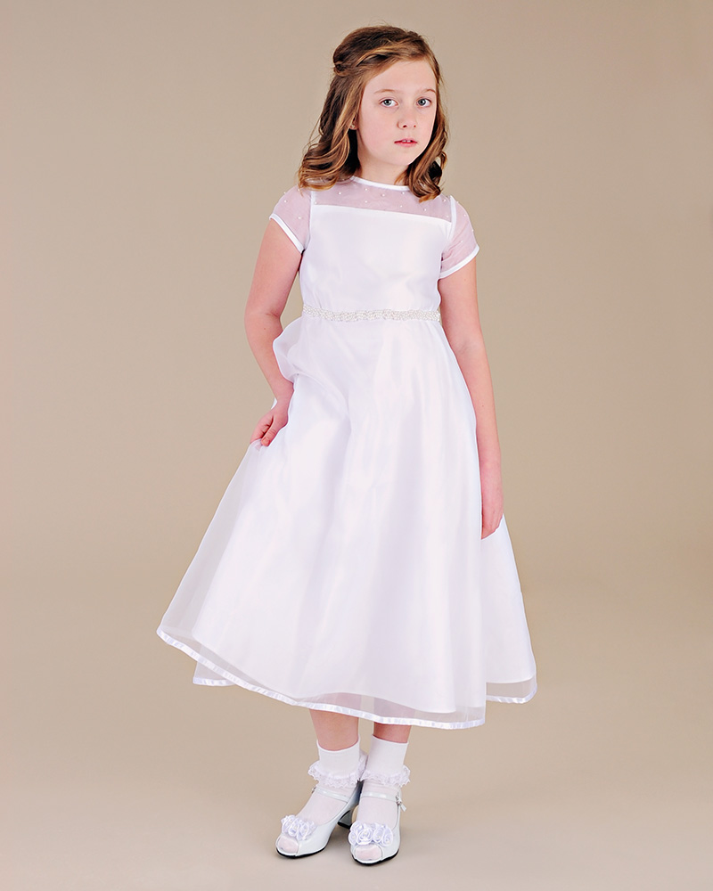Miss Pearl Communion Dress