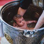 Greek Orthodox Baptism