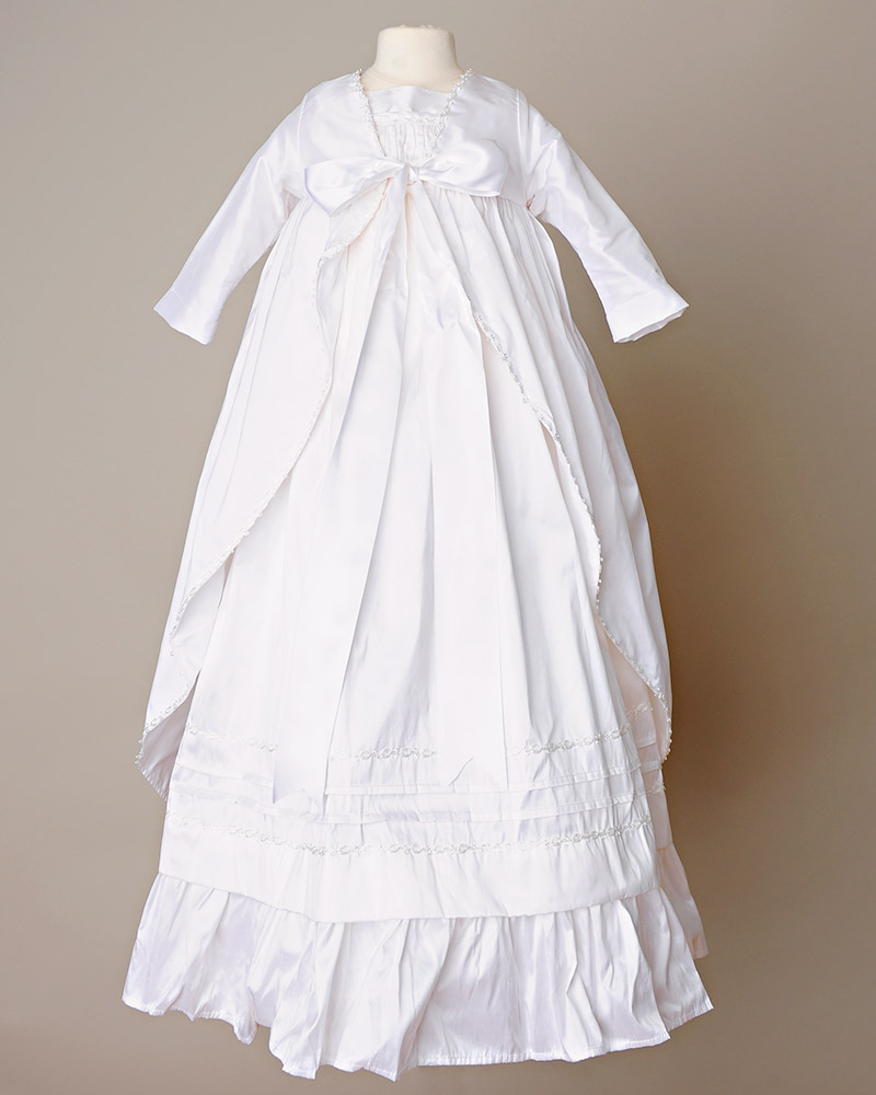 Christening Gown and Jacket