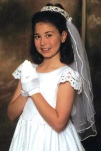 Miss Destiny First Communion Dresses - One Small Child