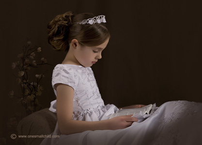 Miss Hannah First Communion Dresses