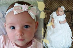 Ava Lace Christening Gowns