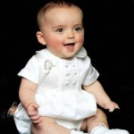 Christening Outfits at One Small Child