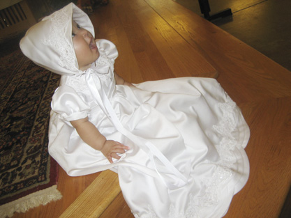 Tiffany Christening Gown - One Small Child