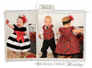 Holiday Baby Dresses & Outfits - One Small Child