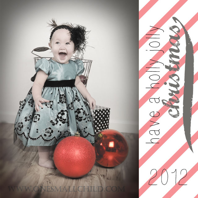 Baby Holiday Portraits