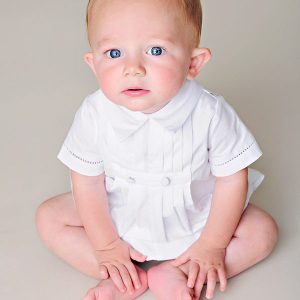 David Christening Outfit - One Small Child