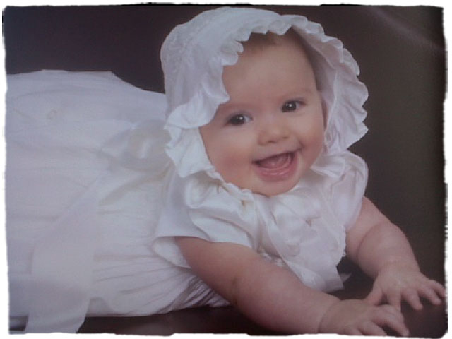 Jessa Christening Gowns for Girls