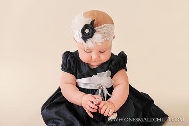 Kira Silk Holiday Dress - One Small Child