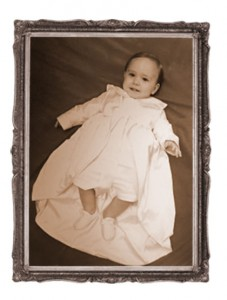 Ginny Christening Coat | Baptism Coats at One Small Child