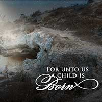 For Unto Us - Stable | Free Christmas Printables at One Small Child