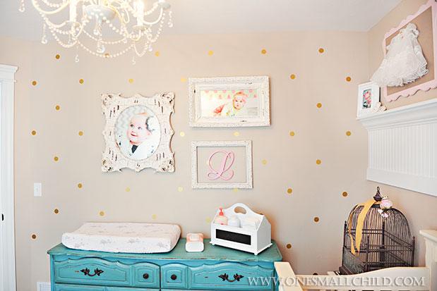 13 Lily S Turqoise Shabby Chic Nursery 5121
