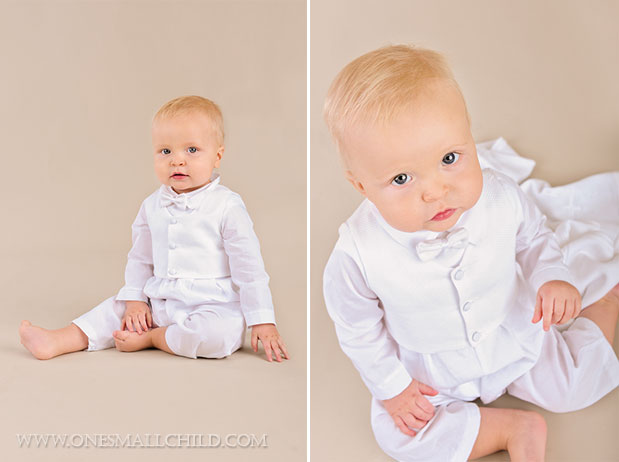 Alexander Boys Christening Outfits | One Small Child
