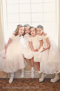 First Communion Dresses for Girls | One Small Child