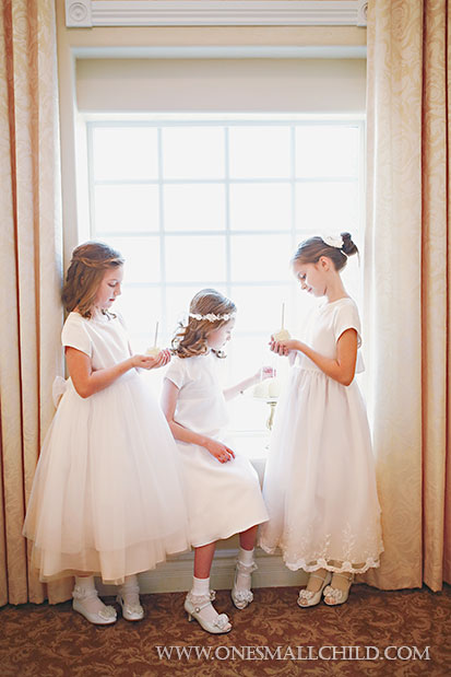 First Communion Dresses for Girls   - One Small Child