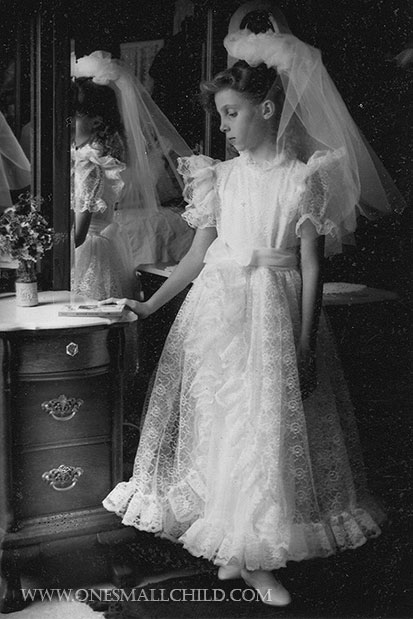 throwback thursday vintage first communion dresses www