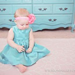 Skye Slip Baby Easter Dresses | One Small Child