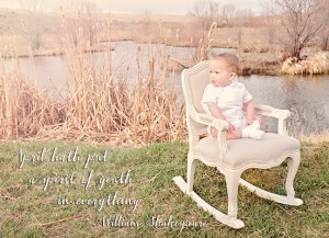 Inspiring Thoughts: Spring Quotes | Christening Outfits at One Small Child