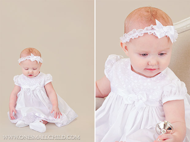 Summer Christening Dress | One Small Child