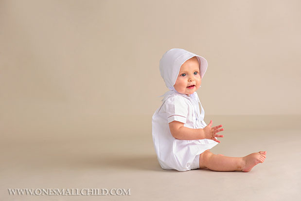 David Cotton Christening Outfits for Boys   - One Small Child
